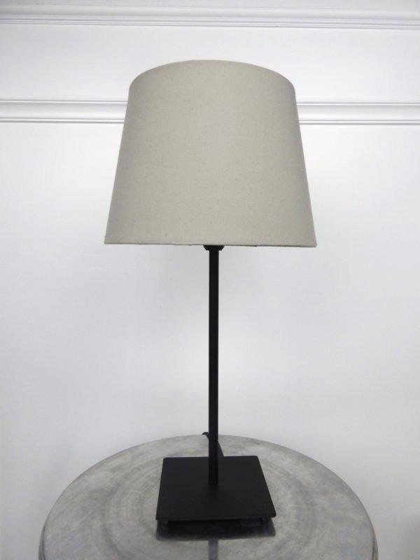 minimalistic table lamp