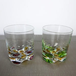 Coloured Bar Glasses