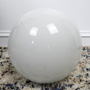 Glass Ball table light