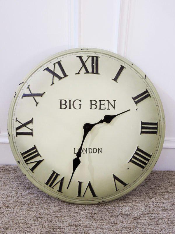 Big ben european clock