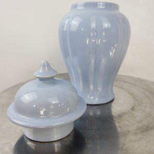ginger jar with lid