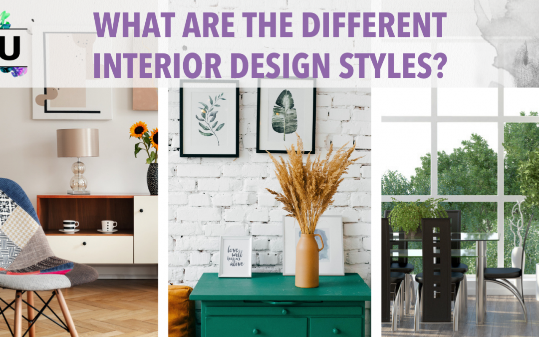 What are the Different Interior Design Styles?