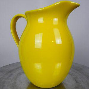 Yellow water jug