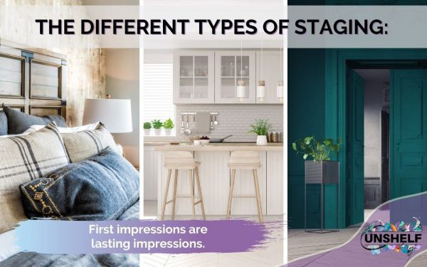 staging, home staging, occupied staging, types of staging